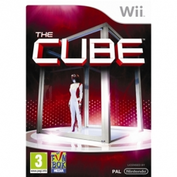 The Cube Game Wii