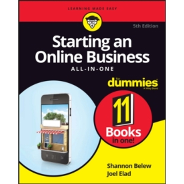 Starting an Online Business All-In-One for Dummies, 5th Edition