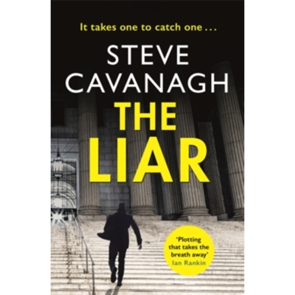 The Liar : Eddie Flynn Book 3