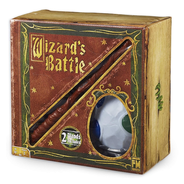 Wizard's Battle Game - Image 1