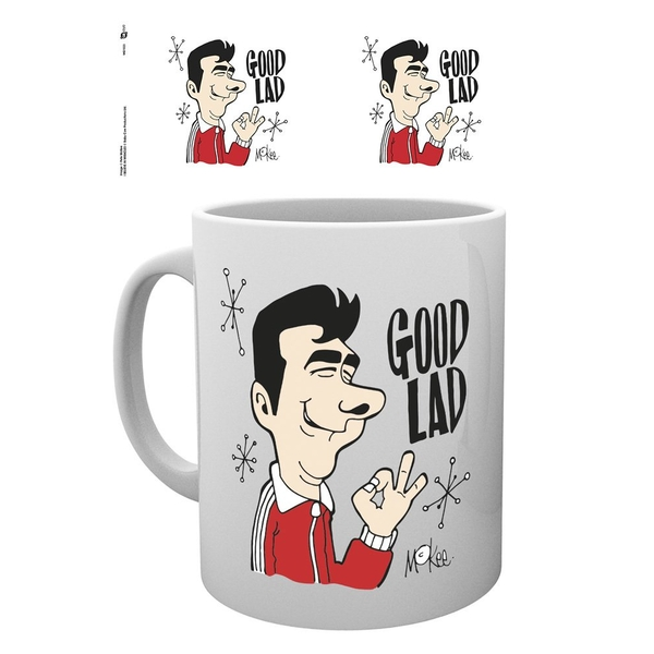 I Believe In Miracles - Good lad Mug