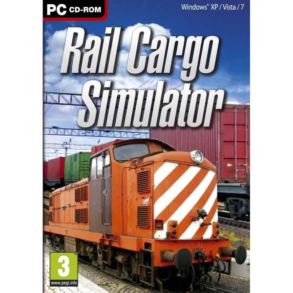 Rail Cargo Simulator Game PC
