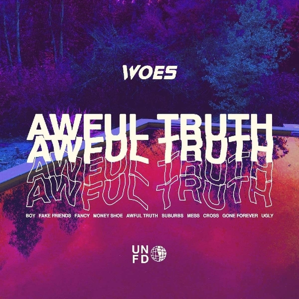 Woes - Awful Truth Vinyl