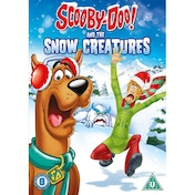 Scooby Doo and The Snow Creatures DVD