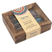 Karma Incense Gift Set in a Wooden Display Box