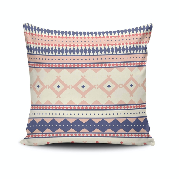 NKLF-193 Multicolor Cushion Cover