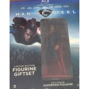 Man of Steel Collectors Edition with Figurines (2013) Blu-Ray