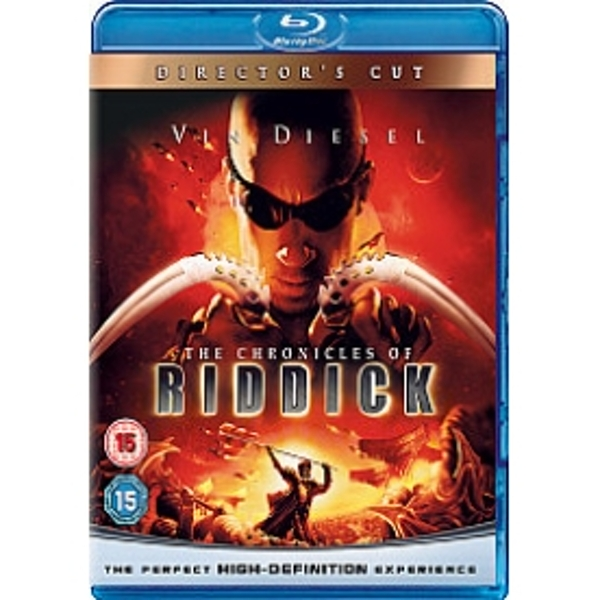 Chronicles Of Riddick - Director's Cut Blu-ray