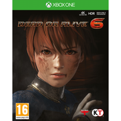 Dead or Alive 6 Xbox One Game