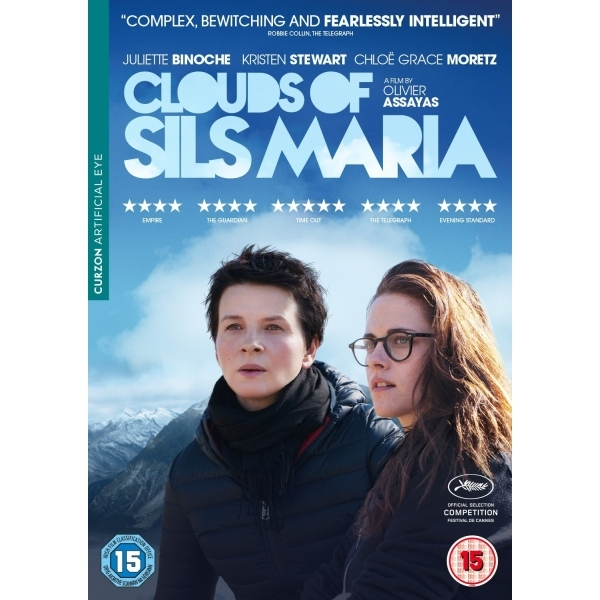 Clouds of Sils Maria DVD