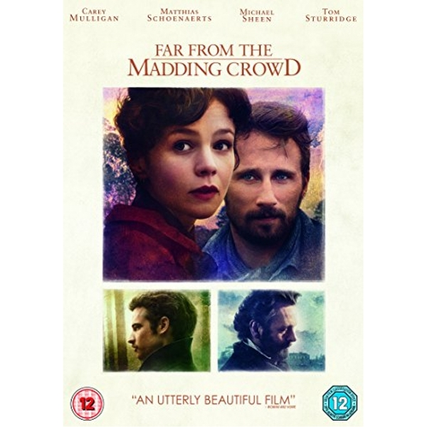 Far From The Madding Crowd 2015 DVD