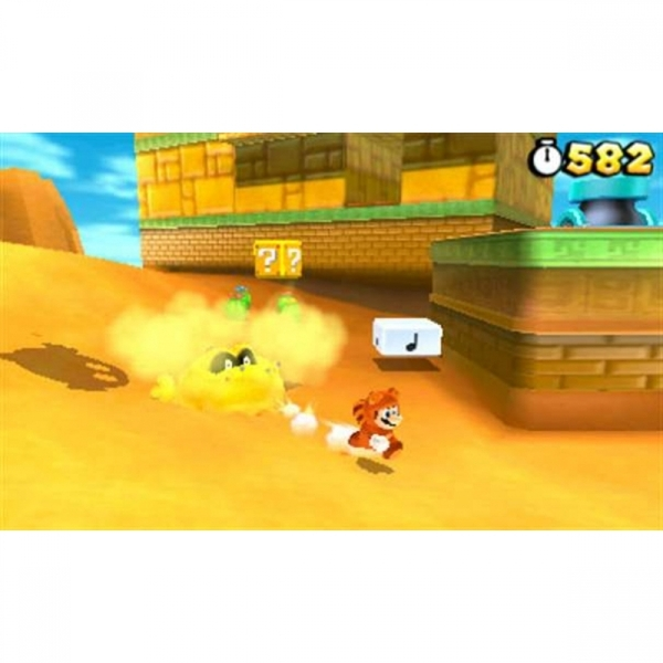 Super Mario 3D Land Game 3DS (Selects) - Image 8