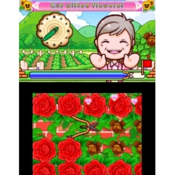 Gardening Mama 2 Forest Friends 3DS Game - Image 4