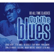 Got The Blues CD