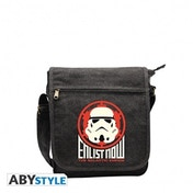 Star Wars Stormtooper Enlist Now Messenger Bag