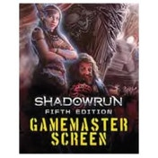 Shadowrun 5th Edition GM Screen