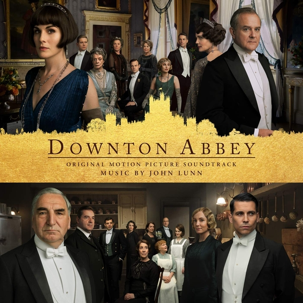 Downton Abbey Soundtrack CD