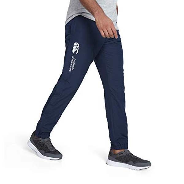 Canterbury Men's Cuffed Stadium Pants - Navy, Small