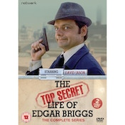 The Top Secret Life of Edgar Briggs: The Complete Series DVD