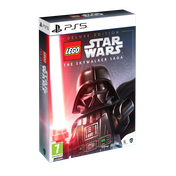 Lego Star Wars The Skywalker Saga Deluxe Edition PS5 Game