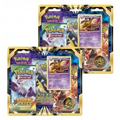 Pokemon TCG Giratina Collectors Pin 3-pack