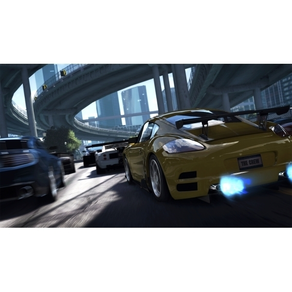 The Crew Game PC (Boxed and Digital Code) - Image 3