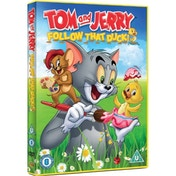 Tom And Jerry: Follow That Duck DVD