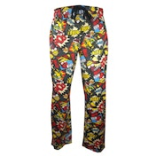 The Simpsons 'Biff Pow' Loungepants Small One Colour