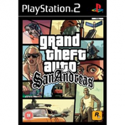 Grand Theft Auto GTA San Andreas Game PS2