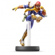 Captain Falcon Amiibo (Super Smash Bros) for Nintendo Wii U & 3DS