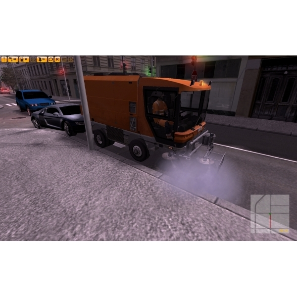 Street Cleaning Simulator PC CD Key Download for Excalibur - Image 2
