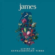 James – Living In Extraordinary Times Cassette