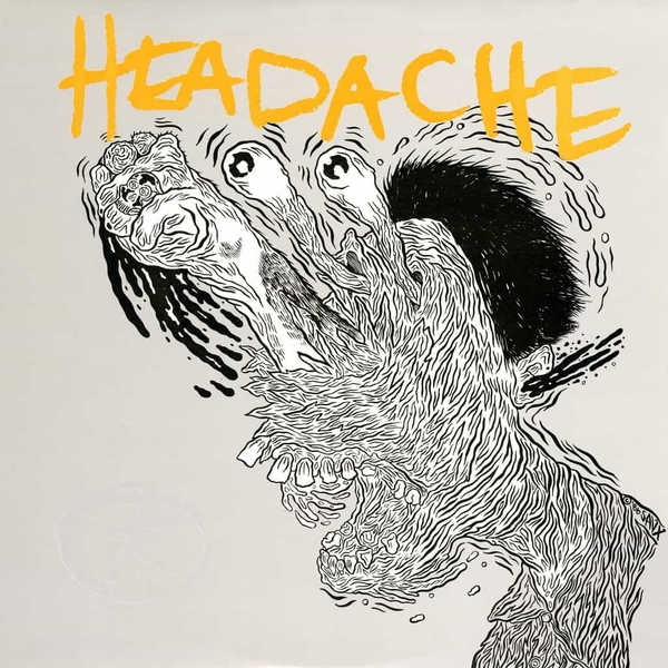 Big Black – Headache Vinyl