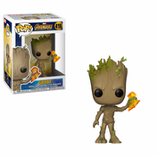 Groot With Stormbreaker (Infinity War) Funko Pop! Vinyl Figure #416