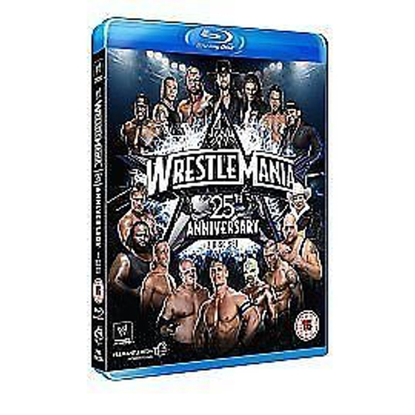 WWE - Wrestlemania 25 Blu-ray 2-Disc Set