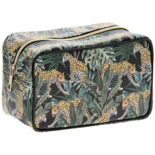 Jaguar Jungle Wash Bag