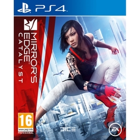 Mirrors Edge Catalyst PS4 Game