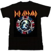 Def Leppard - Download Fest 2019 Men's Medium T-Shirt - Black
