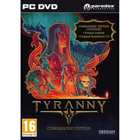 Tyranny Commander Edition PC Game
