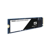 Western Digital Black PCIe SSD 256GB PCI Express 3.0