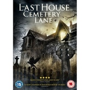The Last House On Cemetery Lane DVD
