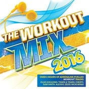Various Artist - The Workout Mix 2016 CD