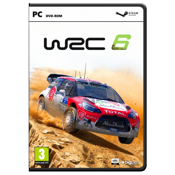 WRC 6 PC Game