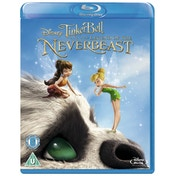 Tinker Bell & The Legend Of The NeverBeast Blu-ray
