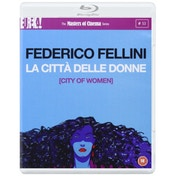 La Citta Delle Donne - City Of Women Blu-ray