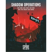 Spire RPG - Shadow Operations Expansion Source Book