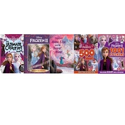 Disney's Frozen 2 Activity and Sticker book Bundle