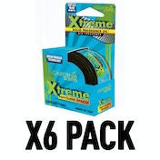 Hurrican Breeze (Pack Of 6) California Scents Xtreme Cannister