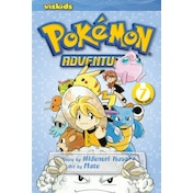 Pokemon Adventures, Vol. 7 (2nd Edition) : 7