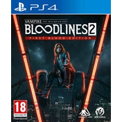Vampire The Masquerade Bloodlines 2 PS4 Game